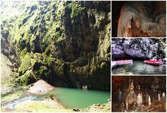 Už ste sa niekedy plavili loďkou v jaskyni? Nie? Tak to musíte navštíviť priepasť Macocha a Punkevní jaskyňu. Práve tu uvidíte krásy prírody.