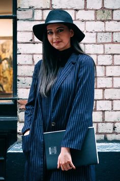 Best London Fashion Week Street Style looks #fashion #LFW #streetstyle #theurbanwatch @chantellethaler inspired by all things minimal