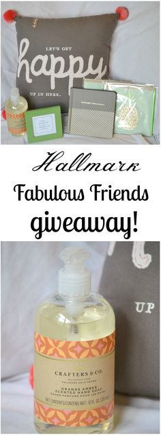 Win this awesome Hallmark Gift Pack low entry Giveaway!