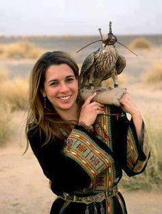 Princess Haya Bint Al Hussein of Jordan & Sheikha of Dubai on ...