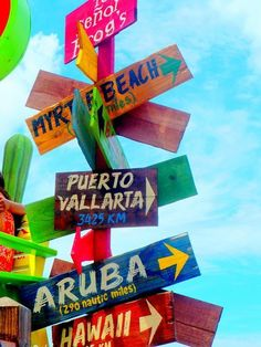 Destination? Aruba!