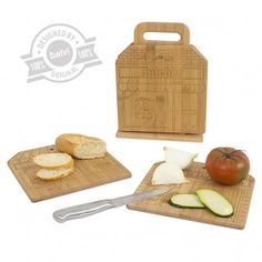 Set 4 tocatoare bambus Cutting Board, Sweet Home, Marketing, The Originals, Kitchen, Design, Products, Original Gifts, Floor