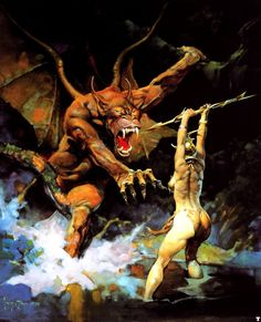 frazetta wallpaper | HQ Wallpapers Collection - Fantasy Art - Photo 259 of 1266 | phombo ...