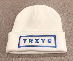TRXYE Troye Sivan Hat White one size fits all Youtube  | eBay