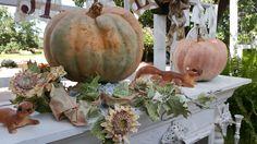 Fall pumpkins fresh from the field!