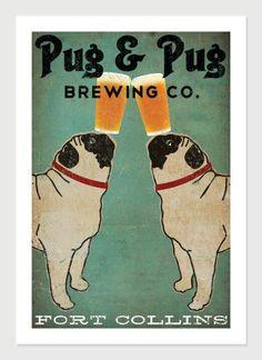 Pug and Pug