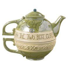 TEA SET: Pot+Cup Combo  (Grasslands Road Celtic) ♥___________________________ Reposted by Dr. Veronica Lee, DNP (Depew/Buffalo, NY, US)