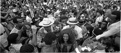 Rio antigo: Banda de Ipanema, em 78, era bloco carro-chefe