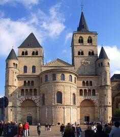 Trier Cathedral by destinatio, via Flickr