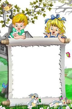 White Kids Transparent Frame Kids and Bunnies Frame Border Design, Boarder Designs, Page Borders Design, School Border, Boarders And Frames, Kids Background, Paper Background, School Frame, Birthday Frames