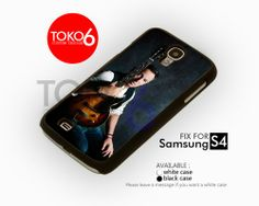 AJ 3927 Bruce Springsteen With Guittar - Samsung Galaxy S IV Case | toko6 - Accessories on ArtFire