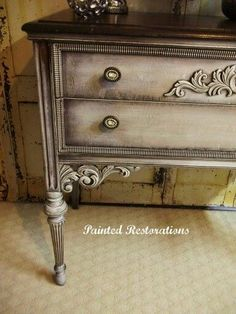 32 Unique Shabby Chic Furniture And Decorating Ideas, Shabby chic is timeless even if it's overdone. Shabby chic is a contemporary spin on the timeless cottage style. Shabby chic is the very best style fo. Refurbished Furniture, Repurposed Furniture, Shabby Chic Furniture, Shabby Chic Decor, Rustic Furniture, Furniture Makeover, Vintage Furniture, Furniture Decor, Dresser Furniture