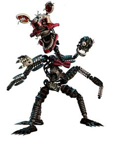 Nightmare Mangle in the extra menu!