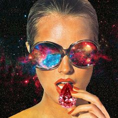 Eugenia Loli Collage - I AM I // SPECIAL EDITION