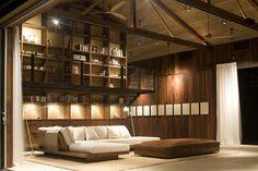 Bonetti/Kozerski Studio Hamptons barn conversion.