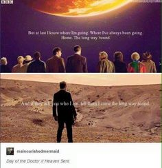 Hell Bent - Doctor Who season Finale