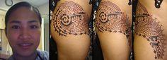 Beautiful Filipino Tribal Tattoo Design for Women (NSFW)