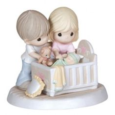 We're Glad You Came Into Our Lives - Figurines - Precious Moments