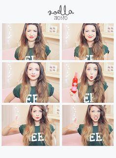 zoella - she's grown on me xx Zoella Hair, Zoella Beauty, Hair Beauty, Youtube Sensation, Zoe Sugg, Dan And Phil, Celebs, Celebrities, Queen