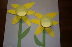 Cute spring time craft