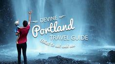 Portland Travel Guide   Something Devine