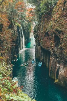 The 10 Most Beautiful Places in Japan Places to travel 2019 Takachiho Gorge, Miyazaki JAPAN! 10 Most Beautiful Places in Japan! The perfect amount of travel inspiration for your Japan bucket list. Takachiho, Japan Travel Tips, Tokyo Travel, Asia Travel, Travel Guide, Royal Caribbean, Beautiful Places In Japan, Beautiful Places To Visit, Miyazaki Japan