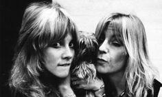 Landslide Stevie Nicks | Stevie Nicks and Christine McVie in 1975 Photograph: Fin Costello