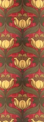 Ragtime - Historic Wallpapers - Arts and Crafts - Aesthetic Movement, late 19th century