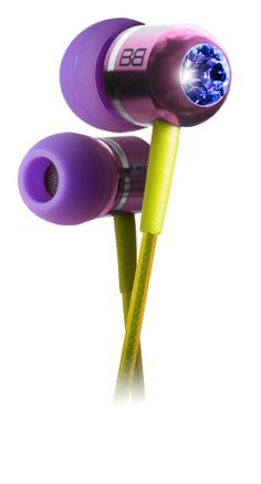 Bassbuds ECLECTIC Fashion earphones