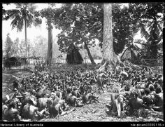 This image was taken in Waibene (Thursday Island), Torres Strait Islands, Queensland. Photo Source- Hurley, Frank, 1885-1962. National Library of Australia.