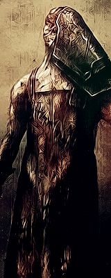 my edits my stuff silent hill *SH silent hill: homecoming silent hill 2 silent hill 3 silent hill 4: the room silent hill: origins silent hill: shattered memories Pyramid Head The Butcher valtiel
