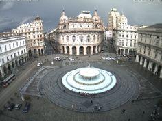 Foto da www.webcam.comune.genova.it
