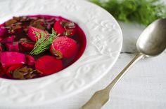 Vegetariánský boršč   Svět zdraví - Oficiální stránky