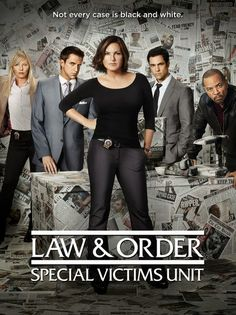 All Things Law And Order: Law & Order SVU New Key Art