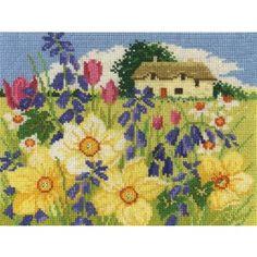 Seasonal Landscapes - Spring Bloom