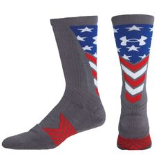 Under Armour Stars & Stripes Crew Socks