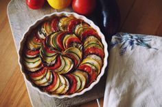 Ratatouille --this stuff is pure yumminess