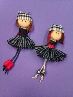 Tutoriales Para Compartir: Otro modelo de muñeca