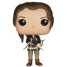 Figurine Katniss Everdeen (The Hunger Games) - Figurine Funko Pop
