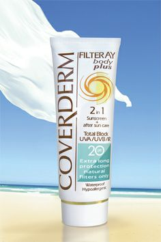 Coverderm Filteray Body Plus SPF20/40