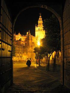 La Giralda. Sevilla, España. Seville, Spain.