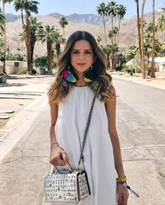 Shop the Look from Michelle Madsen on ShopStyleShop the look from michelletakeaim on ShopStyle Desert Fashion, Spring Fashion, Cute Spring Outfits, Cute Outfits, Coachella, Ootd, Warm Weather Outfits, What I Wore, Fashion Brand