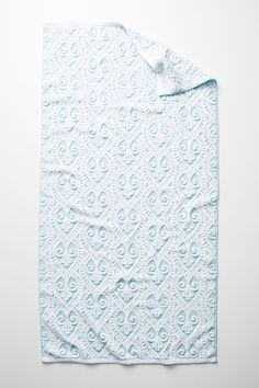 Slide View: 3: Damask Towel Collection