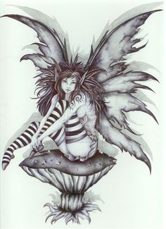 fairy art design | Traditional Art / Drawings / Technical Drawings ©2010-2012 ...
