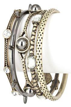 Shop Suey Boutique - MOLLY BRACELET SET, $22.50 (http://www.shopsueyboutique.com/molly-bracelet-set/)