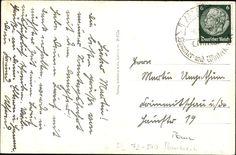Rückseite Ansichtskarte / Postkarte Międzyzdroje Misdroy Pommern, Kuranlagen, Steilküste, Kaiser Friedrich Brücke