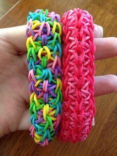 Spare loom bands lying around? Make a rainbow loom bracelet for The Colour Rush! Crazy Loom Bracelets, Loom Band Bracelets, Rubber Band Bracelet, Rainbow Loom Bracelets, Beaded Bracelets, Rainbow Loom Tutorials, Rainbow Loom Patterns, Rainbow Loom Creations, Loom Love