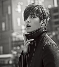 Ji Chang Wook - L'Officiel Hommes
