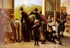 Auguste Joseph Trupheme, The Class Pranksters