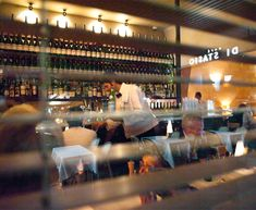 Long Serving White Jacketed Waiters Lead You Through A List Of Daily Specials Utilizing